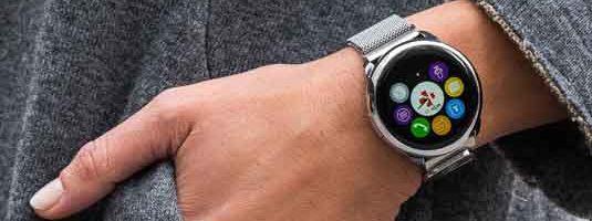 ZeRound – Smartwatch Designed in Switzerland