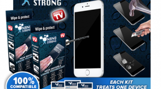 NANO STRONG – Invisible Liquid Screen Protector